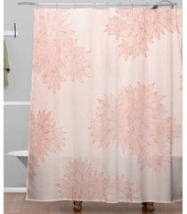 deny designs iveta abolina beach day pink shower curtain bedding