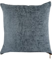 almofada decorativa de veludo chanoux