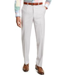 sean john men's classic-fit light gray suit separate pants