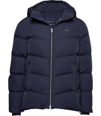 d1. the alta down jacket gevoerd jack blauw gant