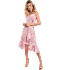 vestido primia chamartin rosa