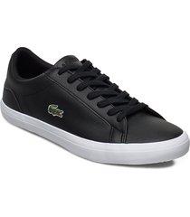 lerond bl 1 låga sneakers grå lacoste shoes