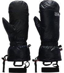 guante poliéster compressor gore tex negro mountain hardwear