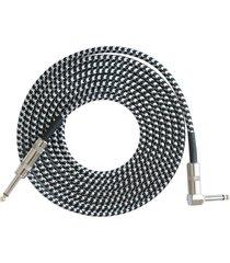 mono jack guitar cable audio macho a macho cable cable 6.35mm enchufe recto