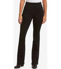 bandolino women's theadora pull on flare jeans