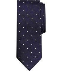 corbata dot rep azul brooks brothers