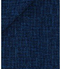 giacca da uomo su misura, lanificio ermenegildo zegna, blu lino lana seta, primavera estate | lanieri