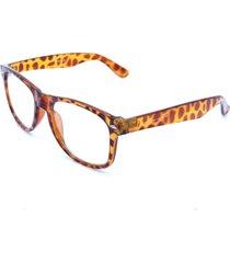 óculos de grau prorider animal print fosco - bxdy-005