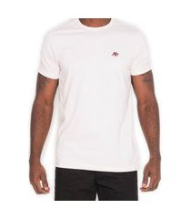 camiseta aeropostale manga curta masculina 8740180 branco