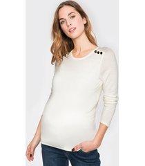 maglione gravidanza e allattamento - melanie