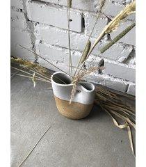ceramiczny wazon countryside 500ml