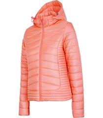 4f women's jacket h4z17-kud004pink