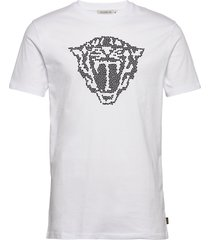 fleek p t-shirts short-sleeved vit tiger of sweden jeans