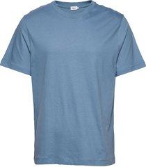 m. single jersey tee t-shirts short-sleeved blå filippa k