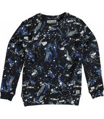 garcia sweater raw black