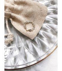 pierścionek elastyczny - labradoryt