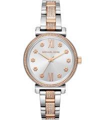 reloj michael kors para mujer - mini sofie   mk3880