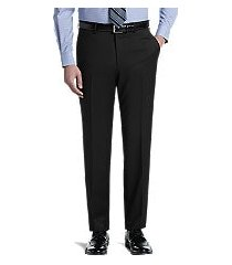 executive collection tailored fit dress pants - big & tall by jos. a. bank