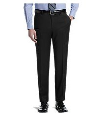 executive collection tailored fit dress pants by jos. a. bank