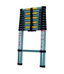escada telescópica worker 428183 até 150 kg 1x13 alumínio
