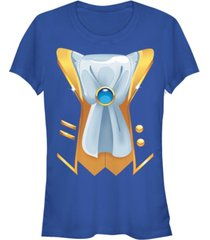 fifth sun disney women's beauty and the beast suit costume short sleeve tee shirt
