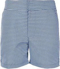 frescobol carioca copacabana swim shorts - azul