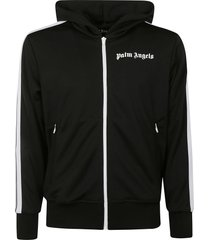 palm angels track hoodie