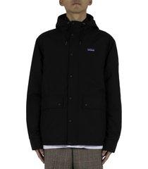 isthmus 3-in-1 jacket - black