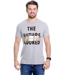 camiseta javali mescla future