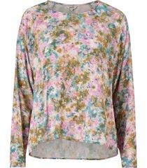 blus mitan blouse