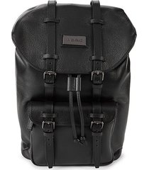 anatole leather backpack