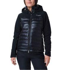 sweater columbia heatzone 1000 turbodown ii jacket
