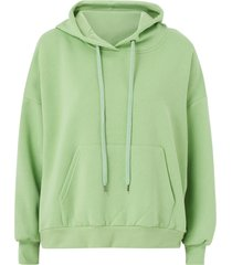hoodie vmnatalie l/s boxy sweatshirt