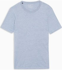 mens selected homme blue 'perfect' t-shirt
