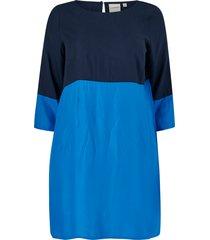 klänning jrazkia 3/4 sleeve above knee dress