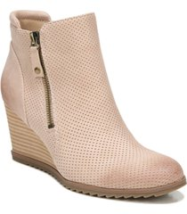soul naturalizer haley booties women's shoes
