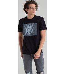 camiseta negro levis