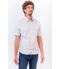 camisa gris abso europa