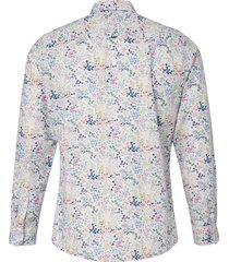 overhemd van 100% katoen met kentkraag van maerz muenchen multicolour