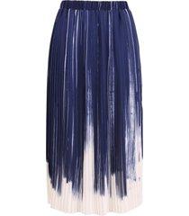 yoshi kondo image polyester skirt
