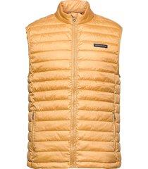elmo vest vest geel lexington clothing