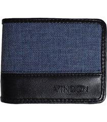 billetera azul vinson not