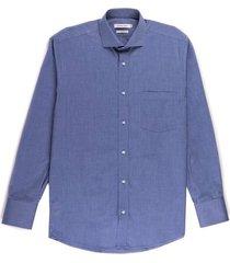 camisa formal con textura silueta slim fit para hombre 92588