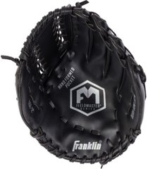 "franklin sports field master midnight series 12.0"" baseball glove - right handed thrower"