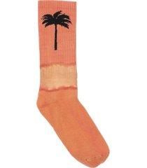 palm angels short socks