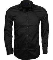 antony morato overhemd zwart