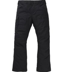 pantalon de nieve hombre covert true negro burton