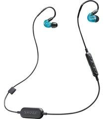 audifonos aislantes bluetooth shure se215spebbt1 azul