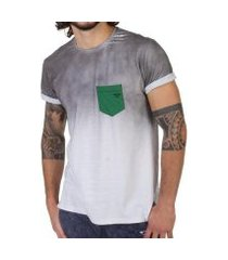 camiseta brohood branco jet masculina