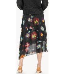 lilla p tiered skirt